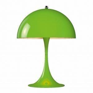 Louis Poulsen Panthella Mini Pöytävalaisin Vaaleanvihreä