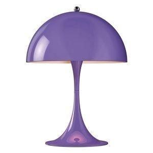 Louis Poulsen Panthella Mini Pöytävalaisin Violetti