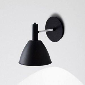 Lumini Bauhaus 90w Seinävalaisin Musta