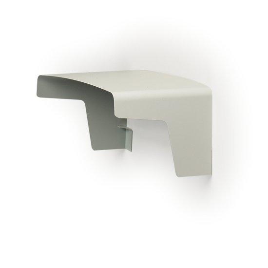 Lumisuoja AVL30 110x240x135 mm AVR70-valaisimelle valkoinen