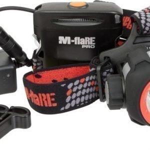 M-flare Pro 3 -otsalamppu