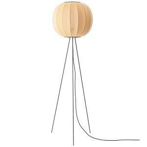 Made By Hand Knit-Wit Lattiavalaisin Korkea Keltainen 45 Cm