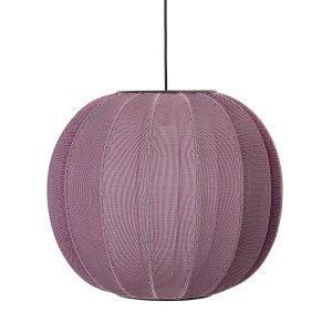 Made By Hand Knit-Wit Riippuvalaisin Burgundinpunainen 45 Cm