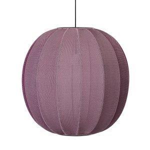 Made By Hand Knit-Wit Riippuvalaisin Burgundinpunainen 60 Cm