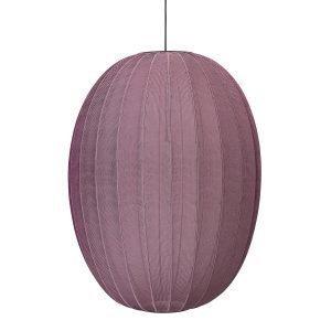 Made By Hand Knit-Wit Riippuvalaisin Burgundinpunainen 65 Cm