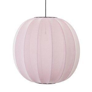 Made By Hand Knit-Wit Riippuvalaisin Vaaleanpunainen 60 Cm