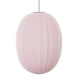 Made By Hand Knit-Wit Riippuvalaisin Vaaleanpunainen 65 Cm