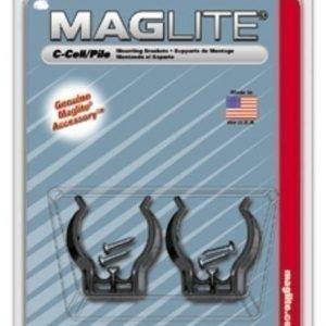 Maglite - C seinäkiinnikepari