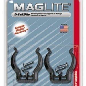 Maglite - D seinäkiinnikepari