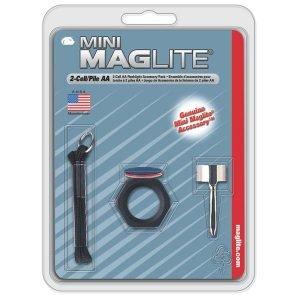 Maglite Mini Maglite Aa Tarvikepakkaus Mini Aa Ja Led Aa Valaisimille