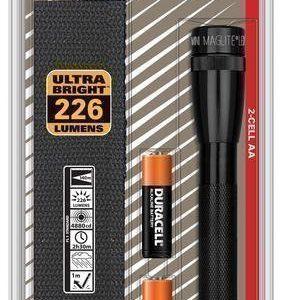Maglite - Mini Maglite LED 2AA Pro musta