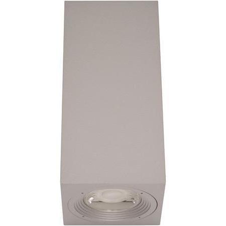Malmbergs LED Seinävalaisin Sandy Ylös- ja alasvalo