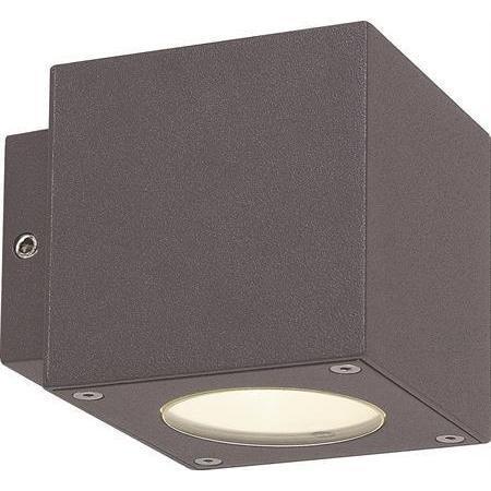 Malmbergs LED Ulkoseinävalaisin Cube Ylös- ja alasvalo