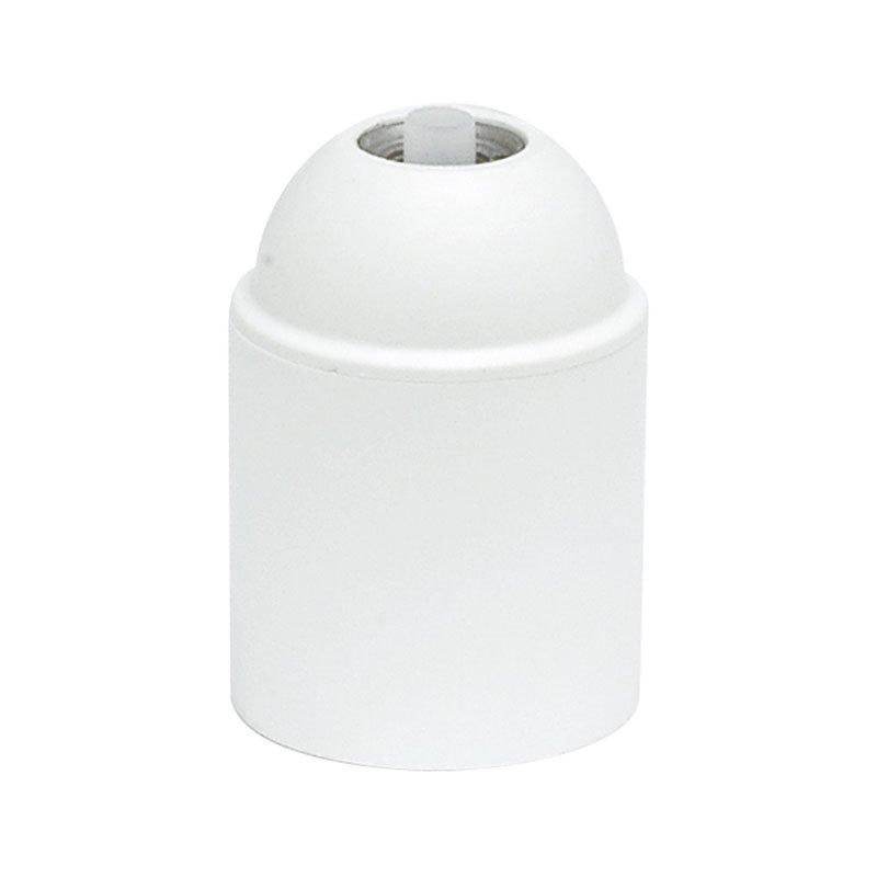 Malmbergs Lampunpidin E14 maadoitettu Valkoinen