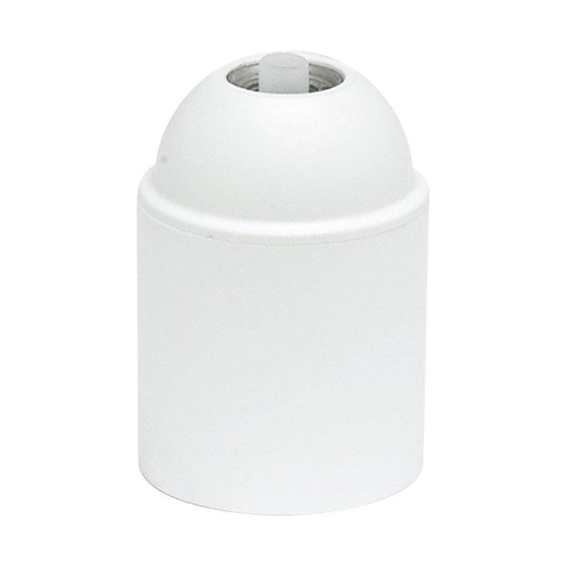 Malmbergs Lampunpidin E27 Valkoinen