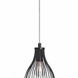 Markslöjd Bari Kattovalaisin 1 Lamppu Musta Musta