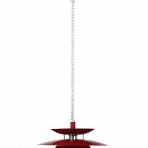Markslöjd Berga Hissivalaisin 1 Lamppu Punainen Punainen