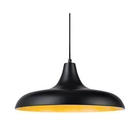 Markslöjd Bryne Kattolamppu Musta/Kulta 40 cm