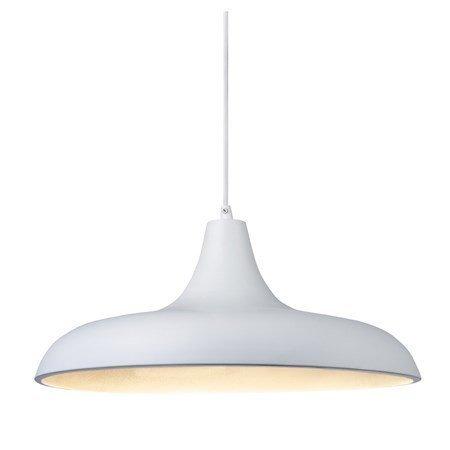 Markslöjd Bryne Kattolamppu Valkoinen/Hopea 40 cm
