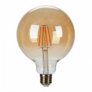 Markslöjd Filament E27 Glob Pallolamppu 125 Mm 6 W Himmennettävä