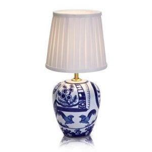 Markslöjd Göteborg Pöytälamppu Sininen 17 cm