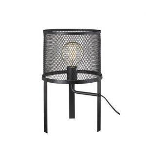 Markslöjd Grid Pöytälamppu Musta