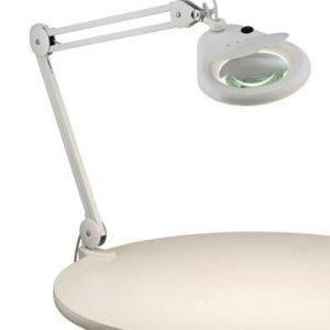 Markslöjd Halltorp Pöytälamppu Valkoinen