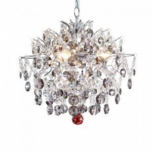 Markslöjd Hidden Gem Kristallikruunu 3l Lasia