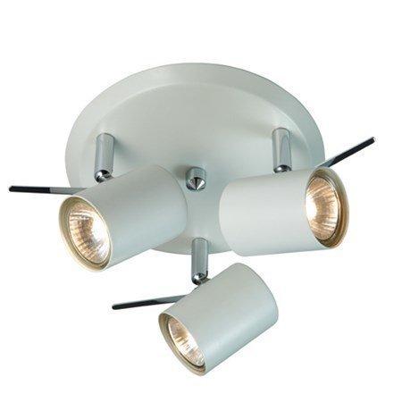 Markslöjd Hyssna LED Kattolamppu Valkoinen IP21