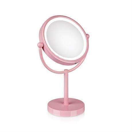 Markslöjd Make up peili pinkki led valolla