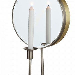 Markslöjd Mirror Peili Jossa Valo Hopea