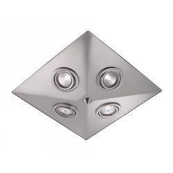Markslöjd Pyramid kylpyhuonevalaisin (teräs)