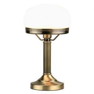 Markslöjd Strindberg Pöytälamppu Valkoinen 35 cm