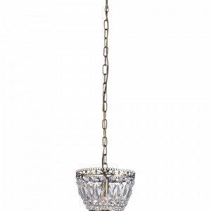 Markslöjd Sundsby Kattokruunu 1 Lamppu Antiikki / Mc Lasi Hopea