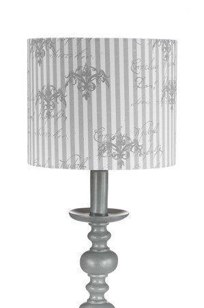Markslöjd Vesterby Lampunvarjostin Harmaa 18 cm
