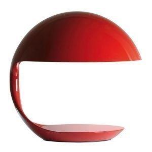 Martinelli Luce Cobra Pöytävalaisin Punainen