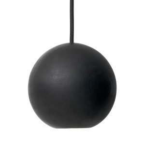 Mater Liuku Base Ball Riippuvalaisin Musta