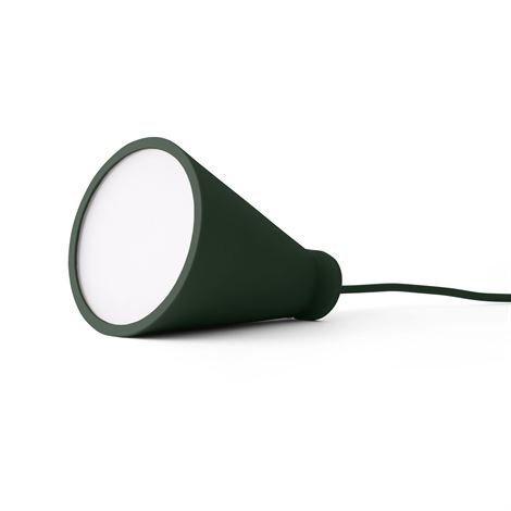 Menu Bollard Valaisin Dark Green Vihreä