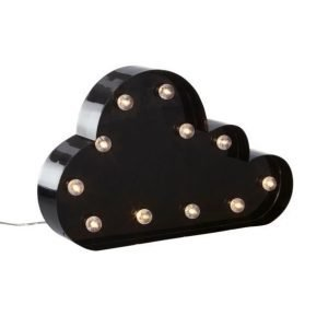 Molnet Pilvivalaisin Musta
