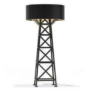 Moooi Construction Lamp Pöytävalaisin M Mattamusta