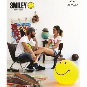 Mr Maria Smiley Lastenvalaisin