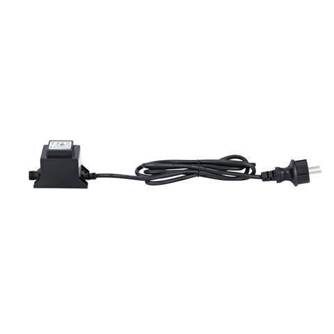 Muuntaja/liitäntälaite 12V/24VA Markslöjd LED-puutarhavalaisimille