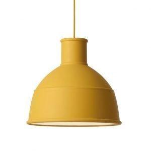 Muuto Unfold Riippuvalaisin Mustard