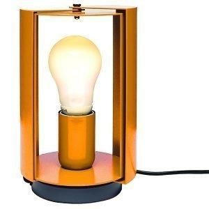 Nemo Lighting Pivotante À Poser Pöytävalaisin Keltainen