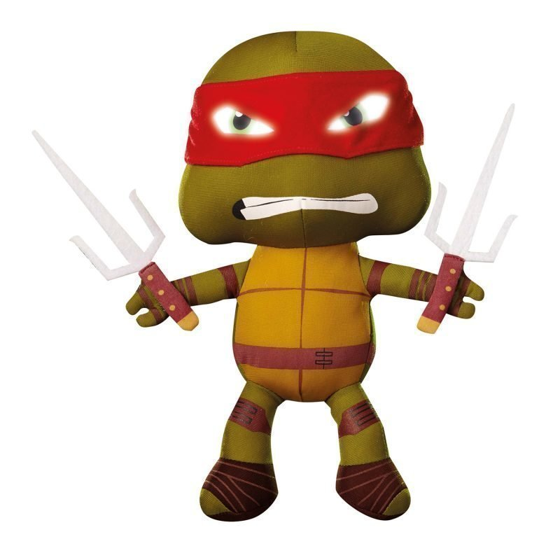 Ninja Turtles Go Glow Pal Raphael