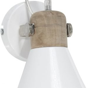 Nordlux Ashby Spotlight Seinävalaisin Valkoinen 20 Cm