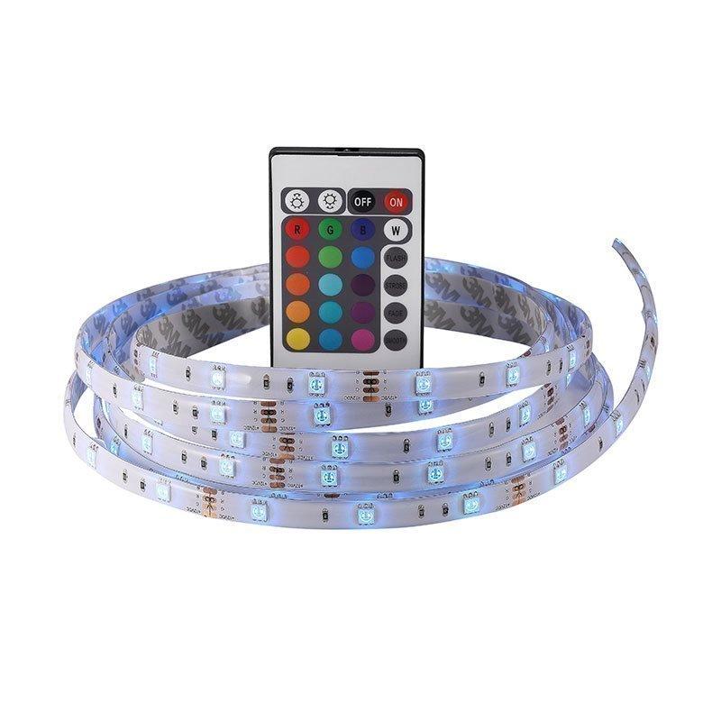 Nordlux Nimba LED-nauha kaukosäätimellä 3m Valkoinen