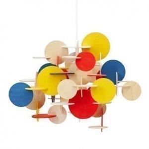 Normann Copenhagen Bau Lamppu Monivärinen S