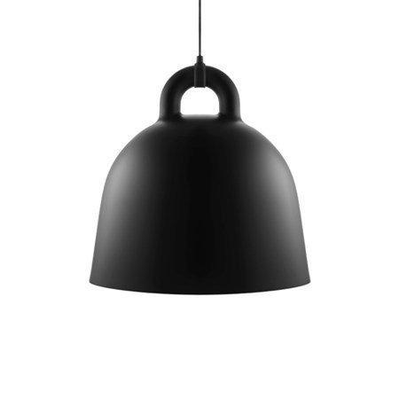 Normann Copenhagen Bell Lamppu Musta L