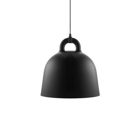 Normann Copenhagen Bell Lamppu Musta M